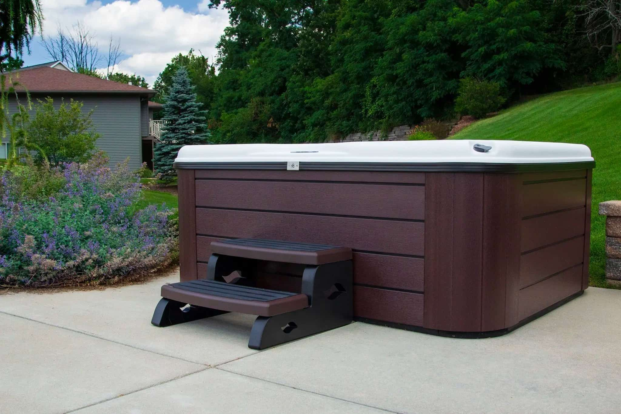 Nordic Spas Jubilee with Leisure Concepts Matching Steps