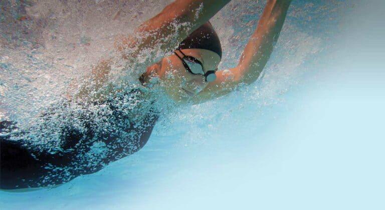 Exercising in Swim Spas