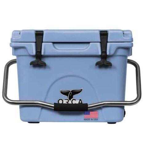 Light Blue ORCA 20 QT Cooler