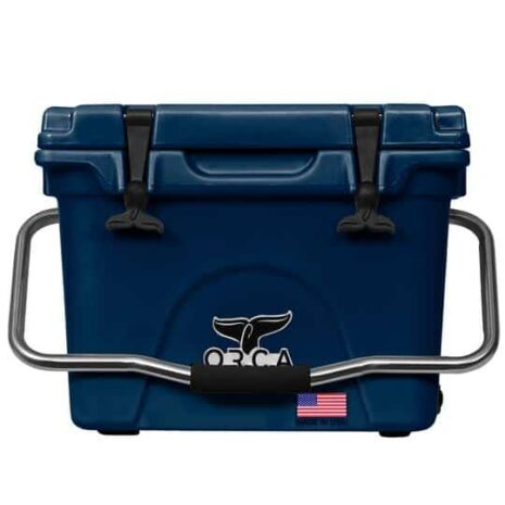 ORCA ROTOMOLD cooler 20 qt Navy blue