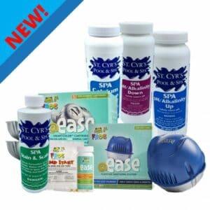 Spa Chemical Kits