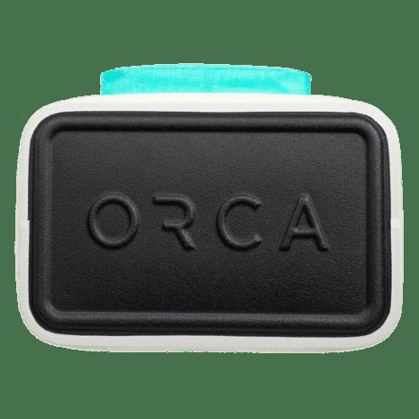 ORCA Softside WTOSF Tote Seafoam Bottom