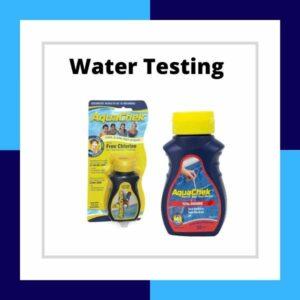 Testing Supplies