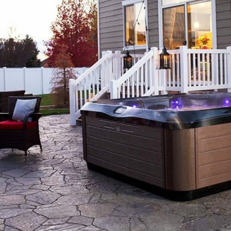 bullfrog spas hot tubs in North Shore by St Cyr Pool and Spa